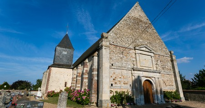 L'ART PELERIN église de Chataincourt