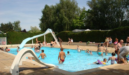 Camping Tohapi, les Fontaines